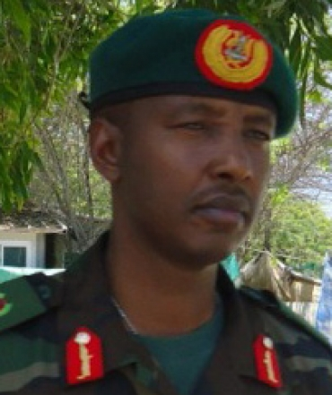 Civilian Control Over Military >> Change of Guard; Major General Fred Mugisha takes over as AMISOM Force Commander - AMISOM