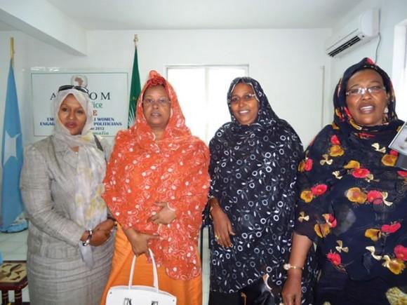 Somali Dhuuqmo Sawiro: AMISOM Gender Office/Unit Event On Empowering Somali Women