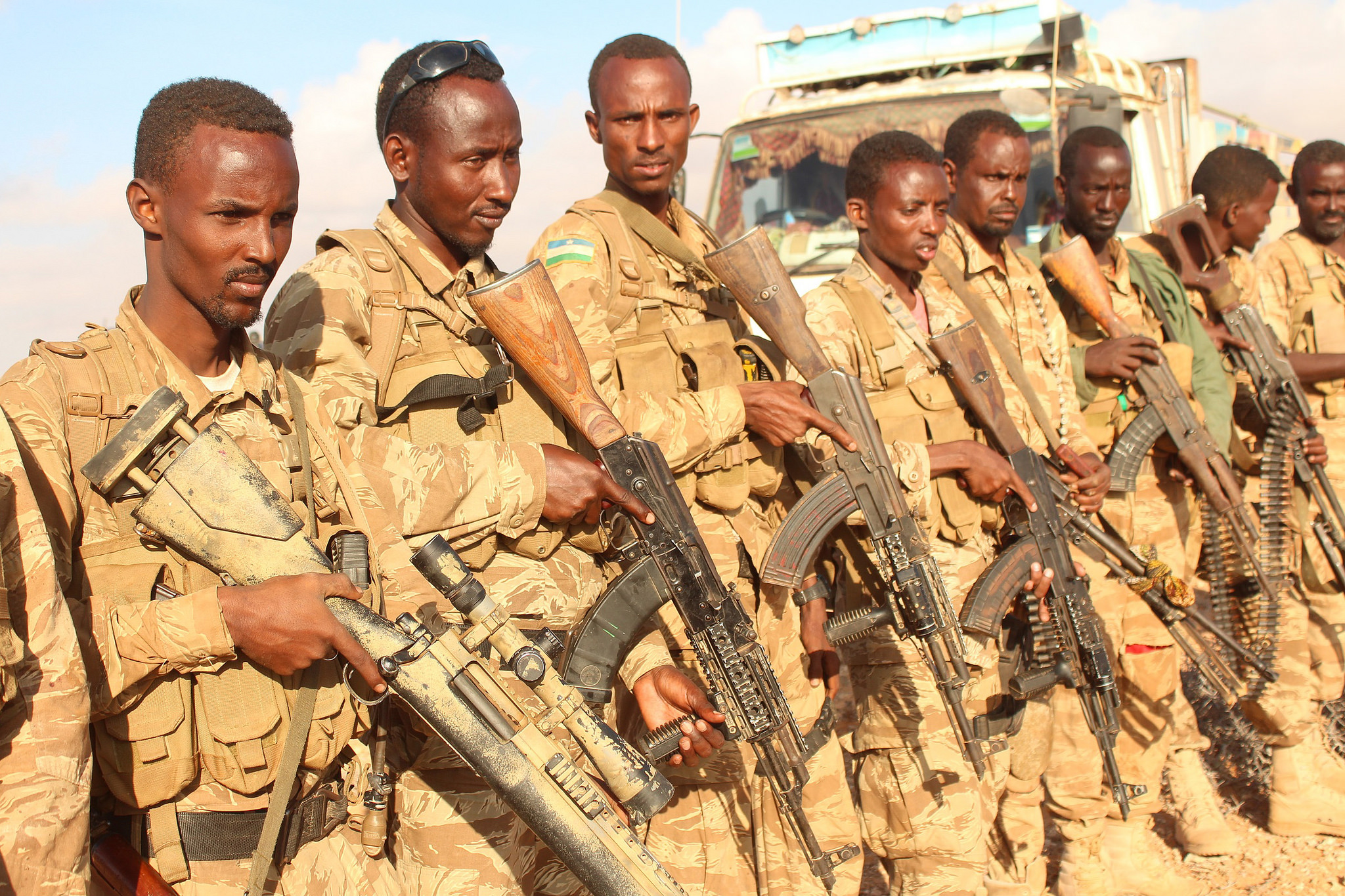 al shabaab using child soldiers in desperate effort to