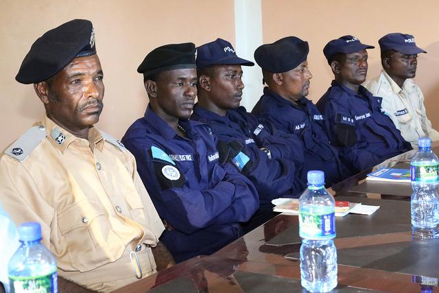 AMISOM Police - AMISOM