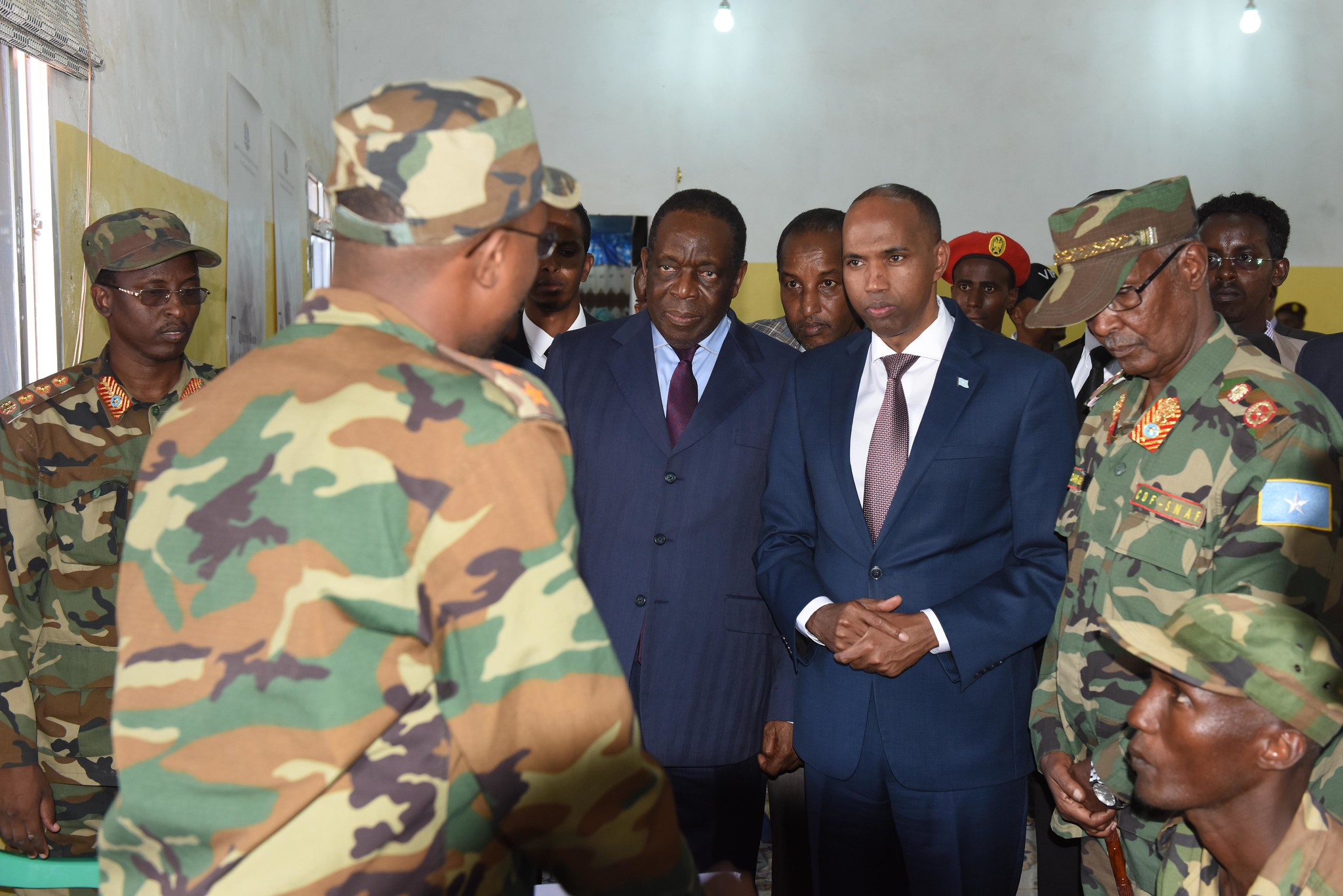AMISOM - African Union Mission In Somalia | Peacekeeping Mission