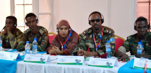 AMISOM - African Union Mission In Somalia | Peacekeeping